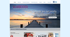 Preview of hartlandinsurance.ca